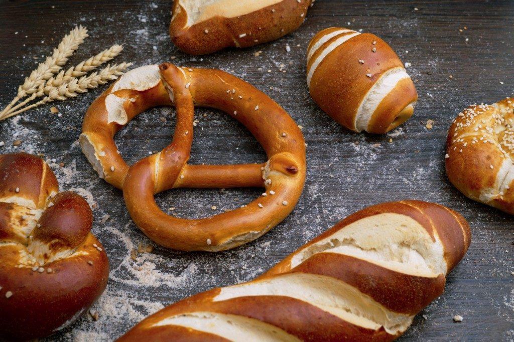 pretzels snack