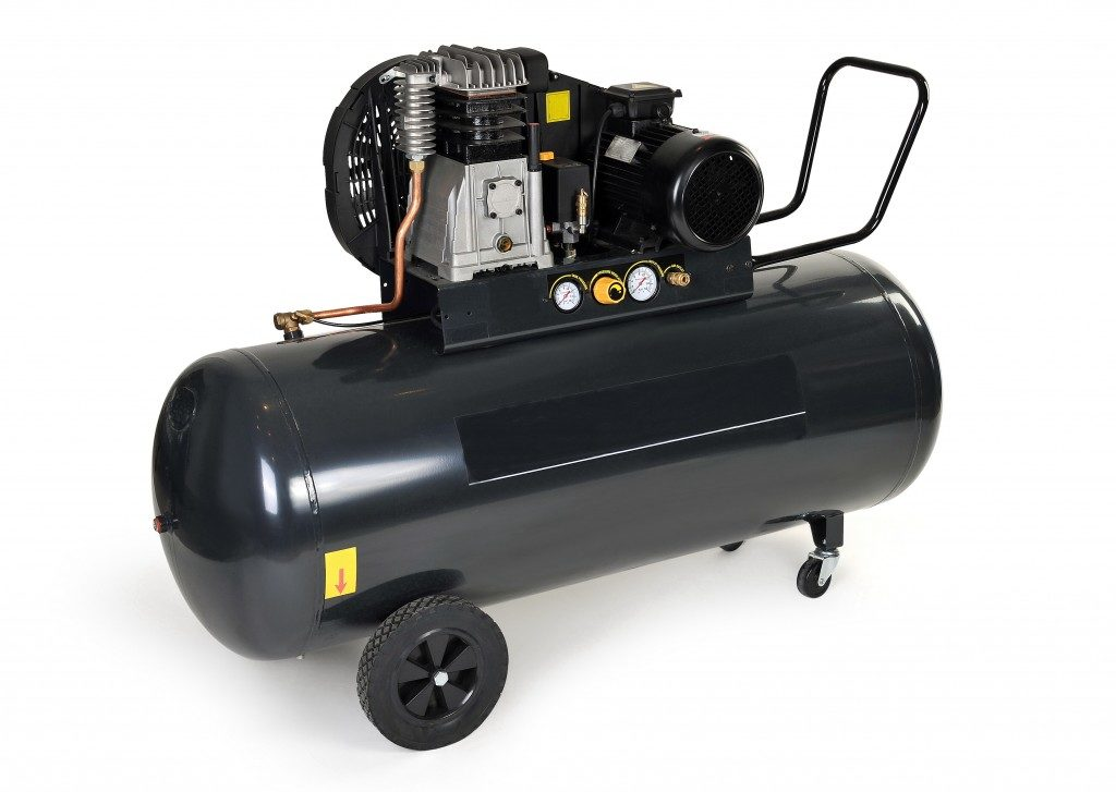 black air compressor