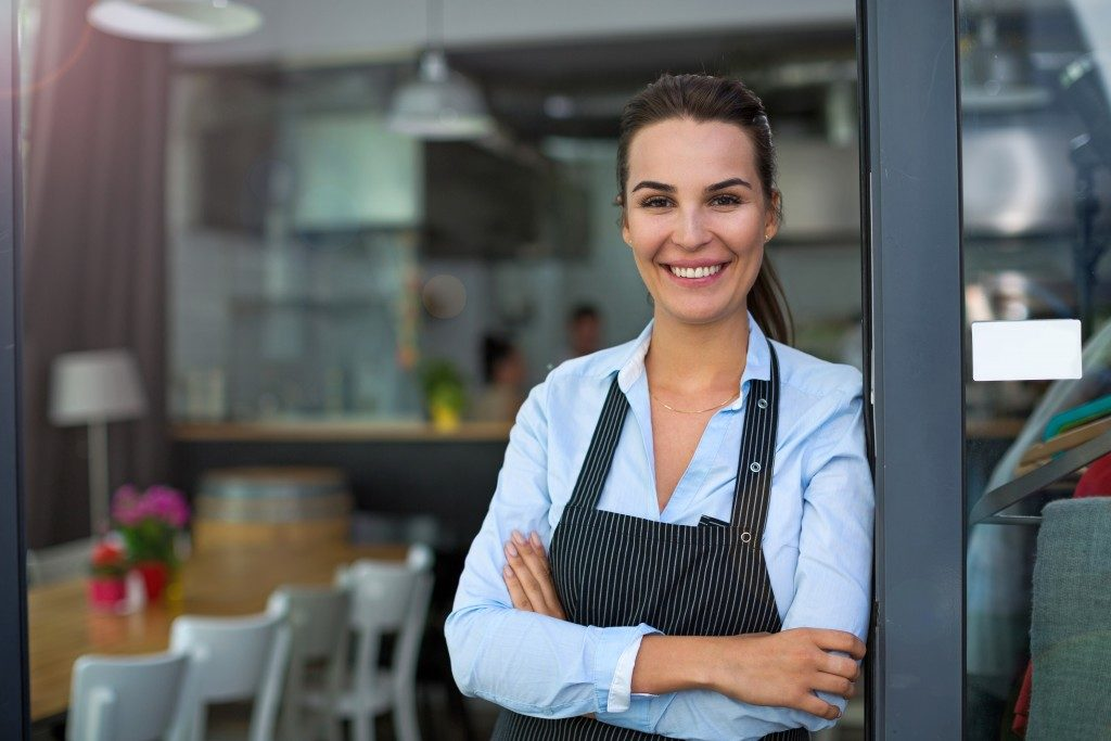 Food business owner