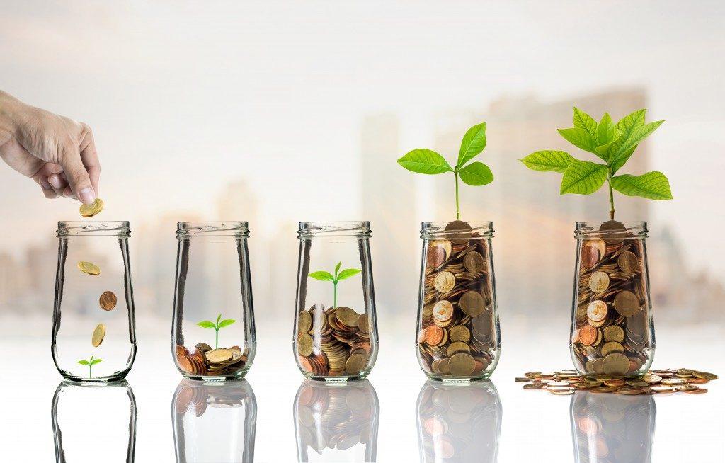 investing concept