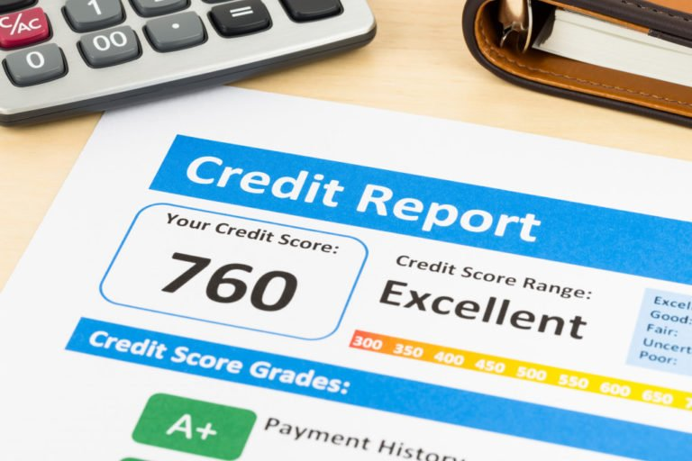 good credit report