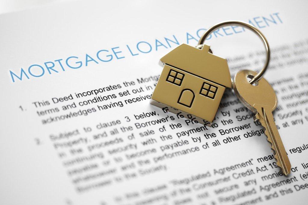 mortgage application