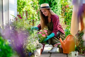 gardener concept