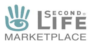 second life marketplace logo