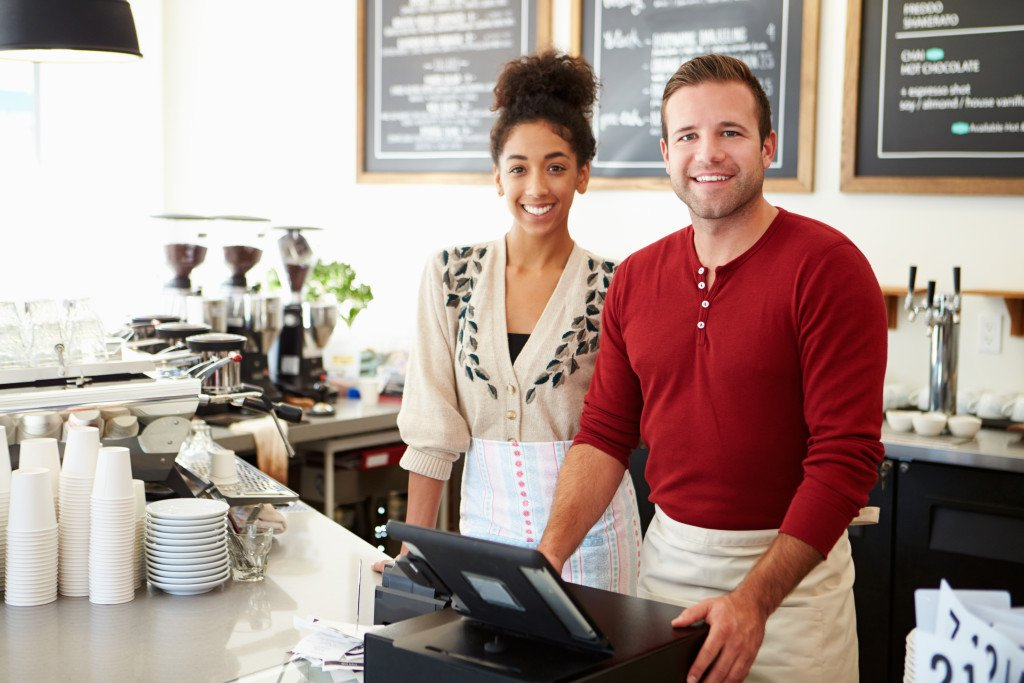 coffee shop owners