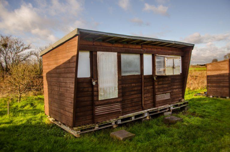 sustainable tiny house